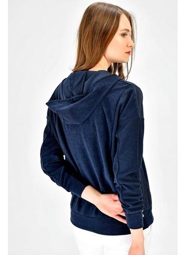 Jument Bluz Lacivert